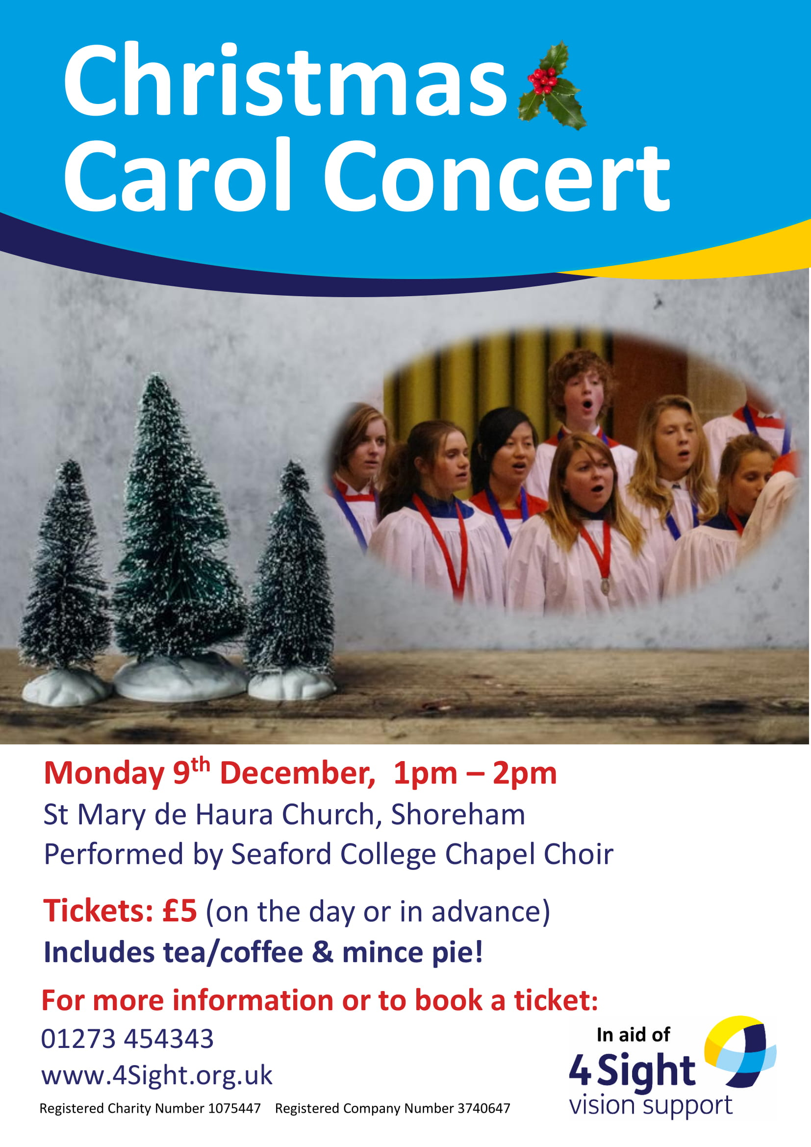 Seaford College Christmas Concert