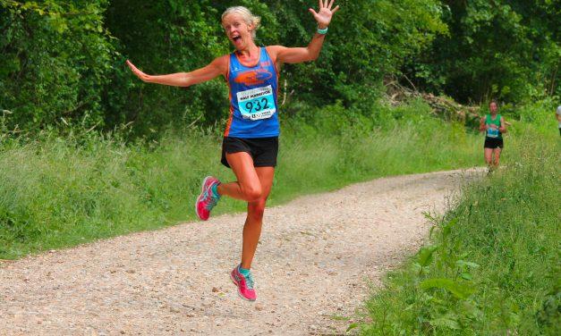 Jules takes on London Marathon