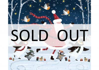 Skating with Santa - sold out