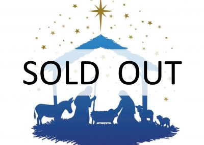 sold out - nativity image