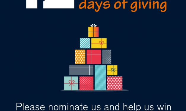 12 Days of Giving by Ecclesiastical