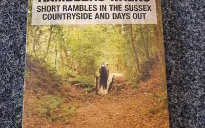 Ramblers Walk Book – Jane Aston