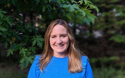 NEW Chief Executive Officer – Kirstie Thomas